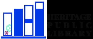 Heritage Public Library Logo